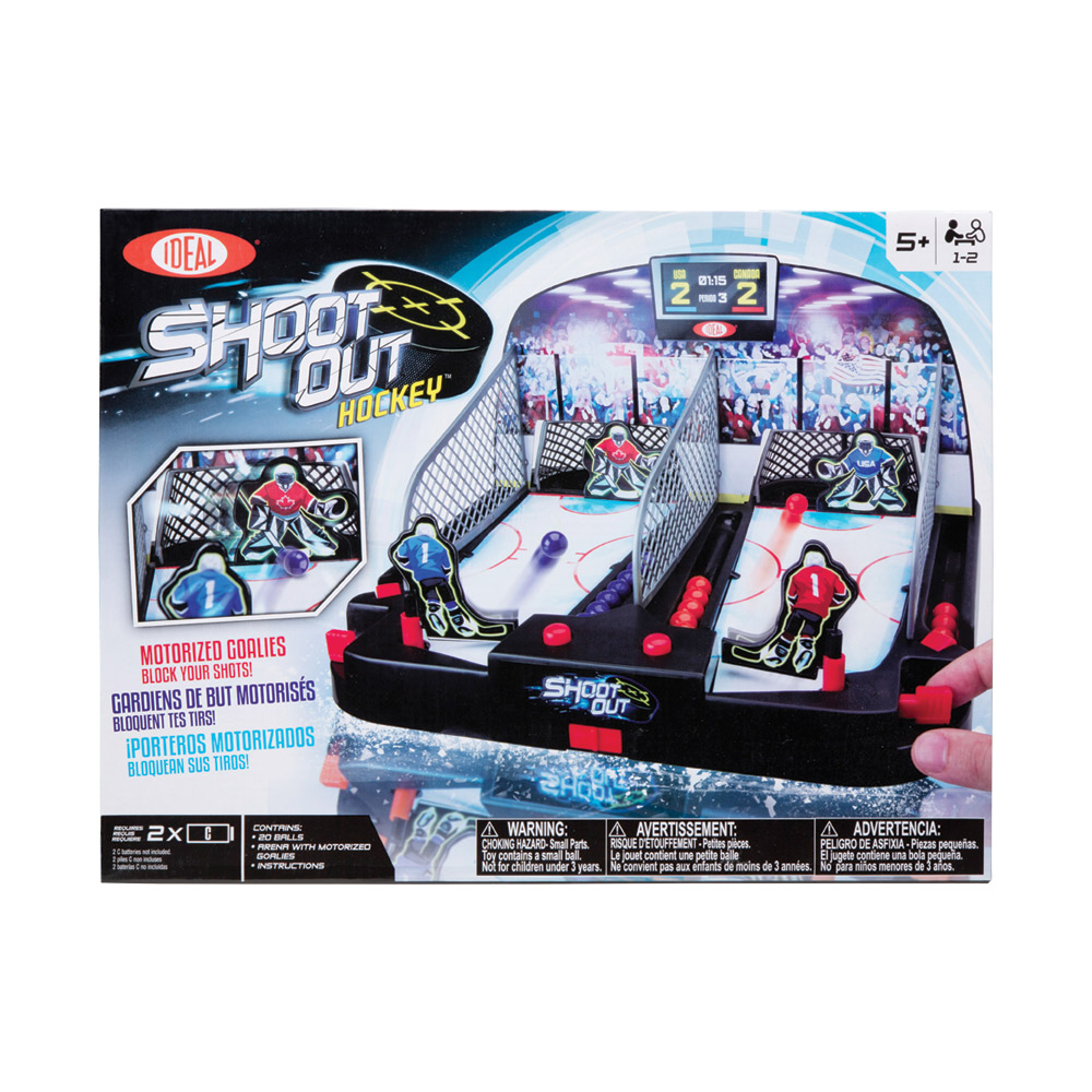 Bigmoves Snap Circuits 300jrwondefrful Toy8 And Over Kids Shoot Out Motorized Hockey Game