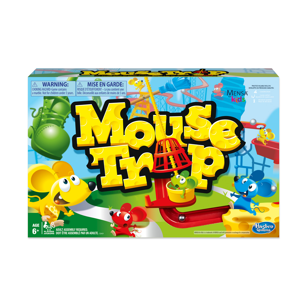 Bigmoves Snap Circuits 300jrwondefrful Toy8 And Over Kids Mousetrap