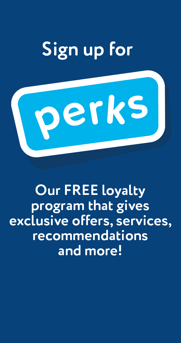 Our loyalty program is big on benefits - join today!