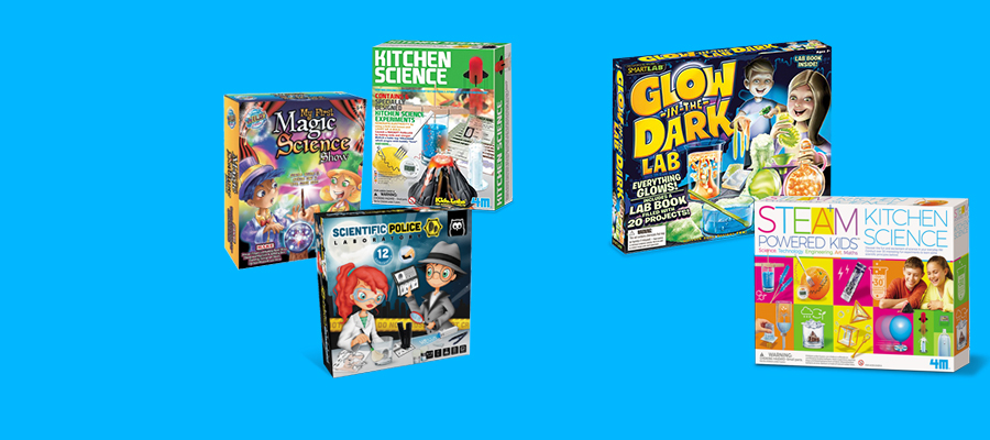 Science Experiments & Kits - Kick-start STEM learning