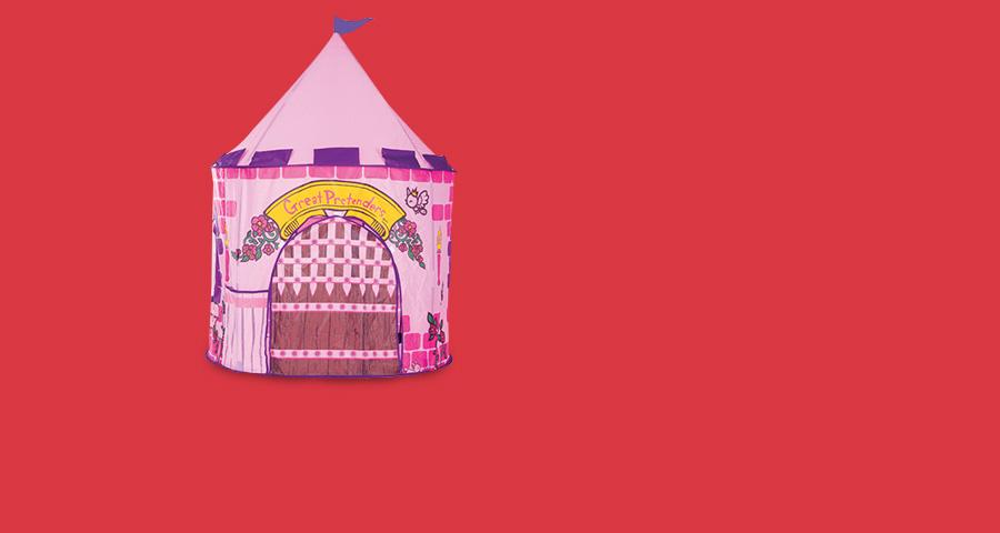 30% off Princess Castle Tent