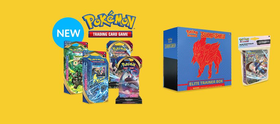 Pokémon Sword & Shield - Welcome to the Galar region!