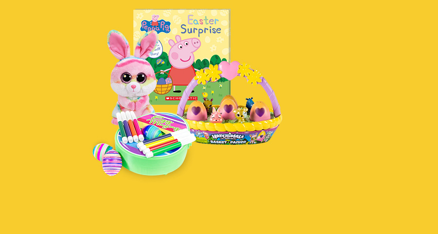 'Great goodies for every-bunny