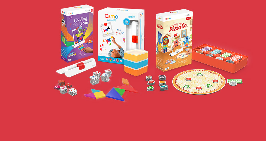 30% off all OSMO coding kits & games