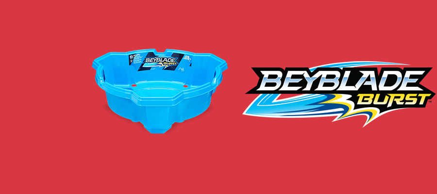 50% off Beyblade Burst Triangle Beystadium