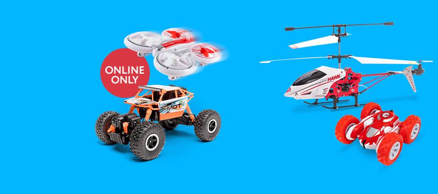 25% off LiteHawk R/C toys