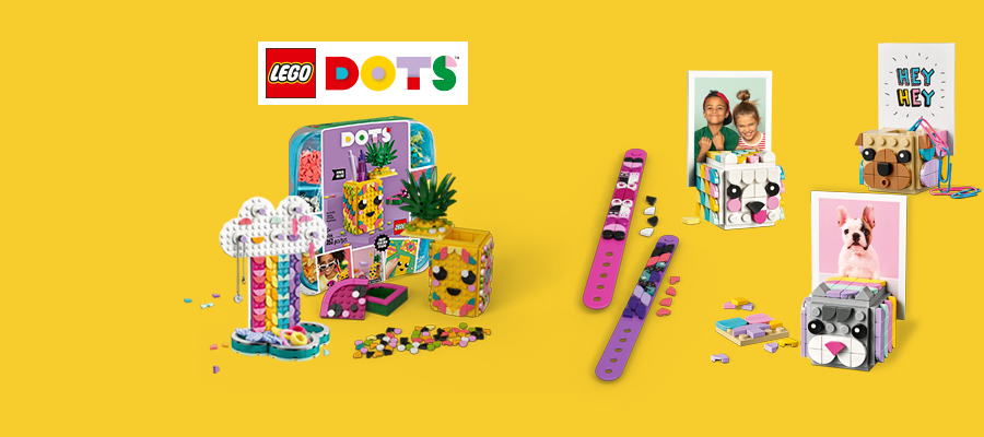 Buy one get one 50% off LEGO® Dots