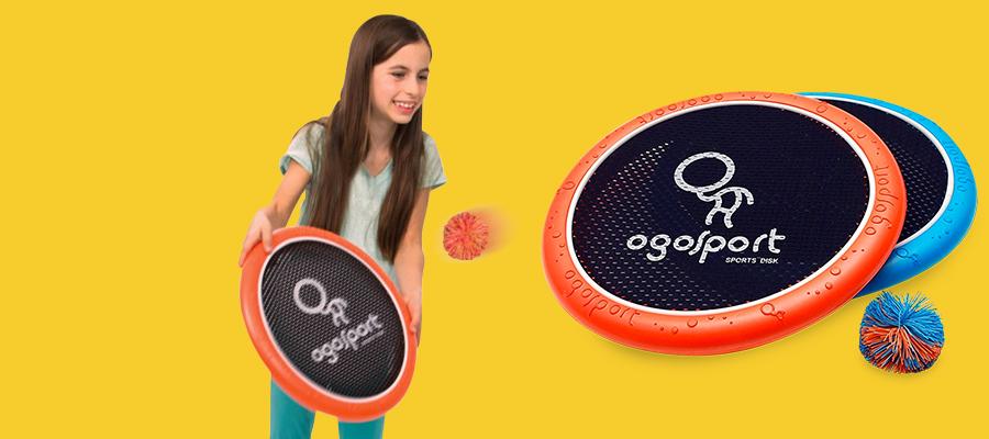 20% off OgoDisk-Mezo ball trampoline