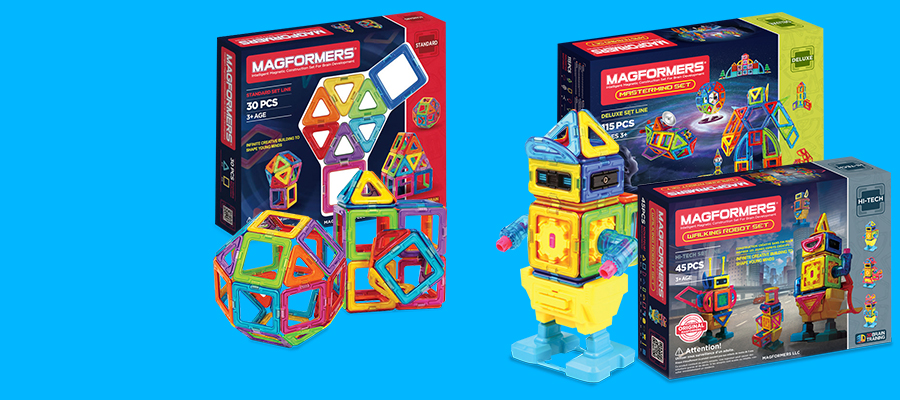 30% off all Magformers