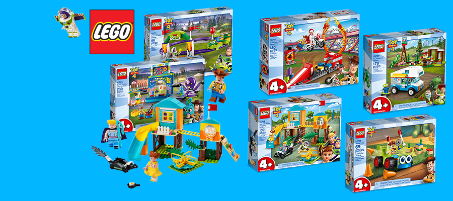 To infinity & beyond!  LEGO® Disney·Pixar Toy Story 4