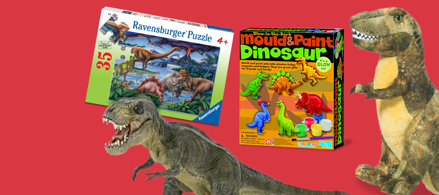 Dino-riffic goodies