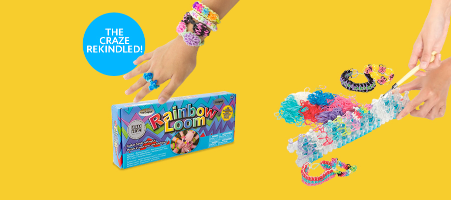 20% off Rainbow Loom kits & accessories