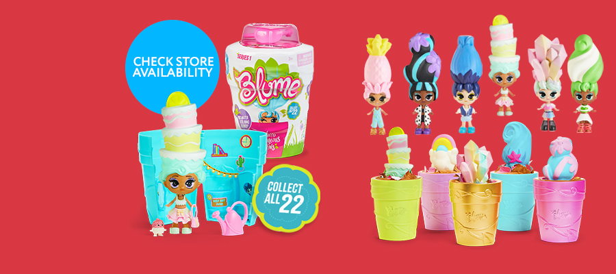 GET IT HERE FIRST! Blume Doll Series 1