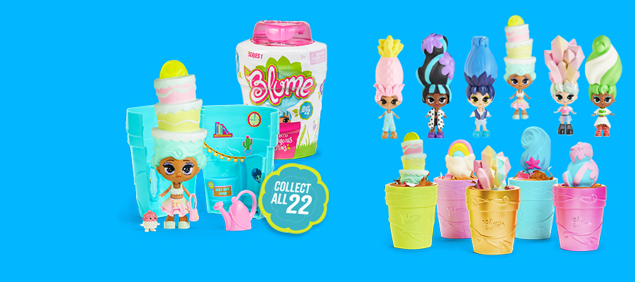 Hot new collectible:  Blume Doll Series 1
