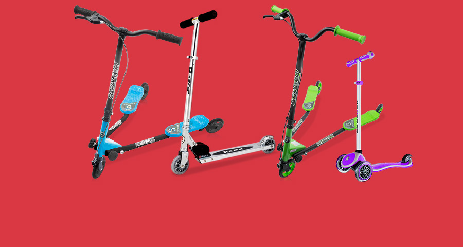The best scooters, bikes and gear