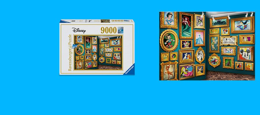 Ravensburger Disney Museum 9000pc Puzzle