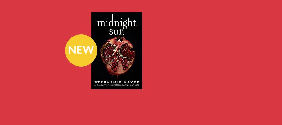25% off Twilight Saga Midnight Sun