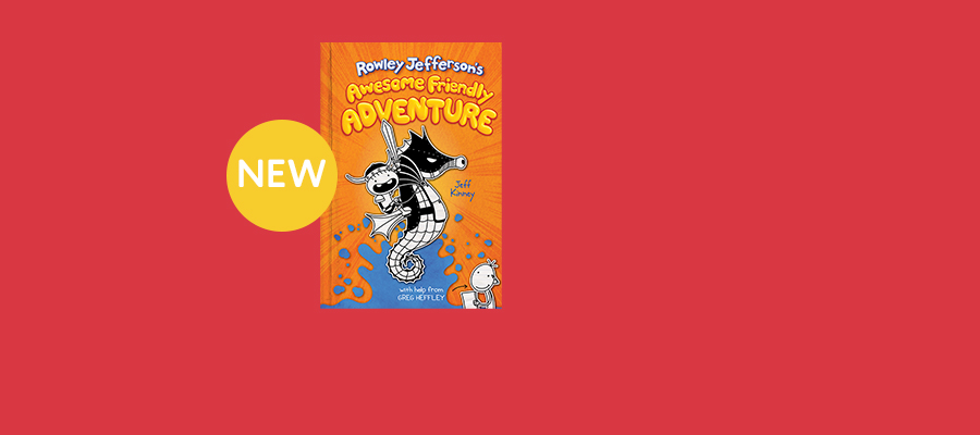 25% off Rowley Jefferson's Awesome Friendly Adventure