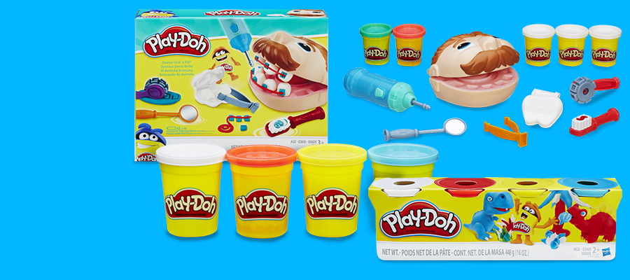 25% off all Play-Doh