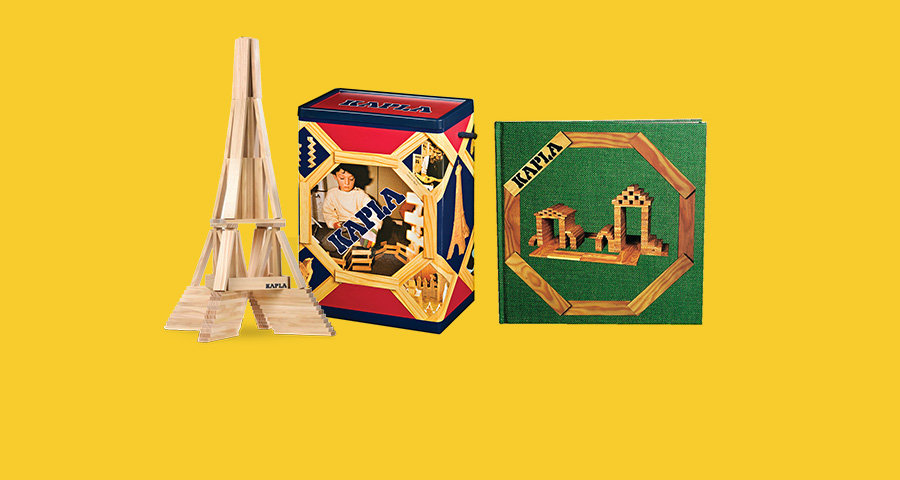 25% off KAPLA building blocks