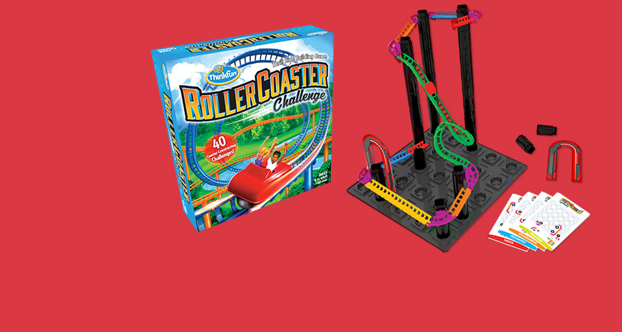 Roller Coaster Challenge game. Get it here first!