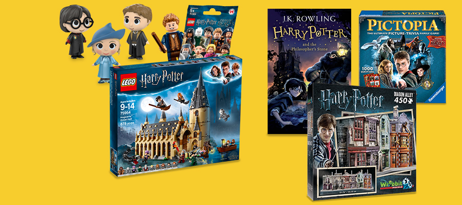 Dive deep into the Potter-verse: it's magic!