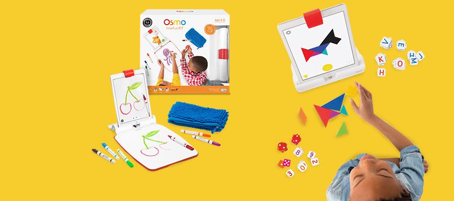 25% off OSMO starter kits