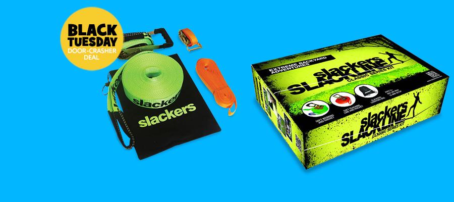 50% off Slackers Classic Series Slackline