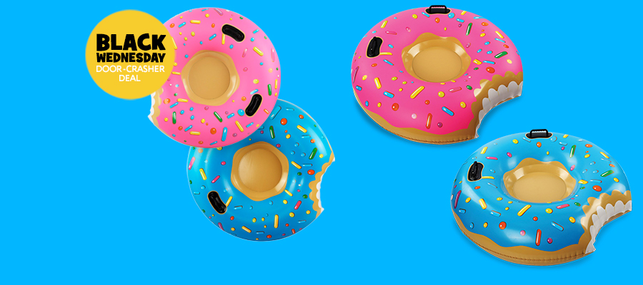 30% off Donut Snow Tubes