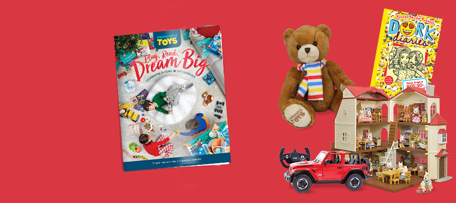 Shop our Dream Big gift guide