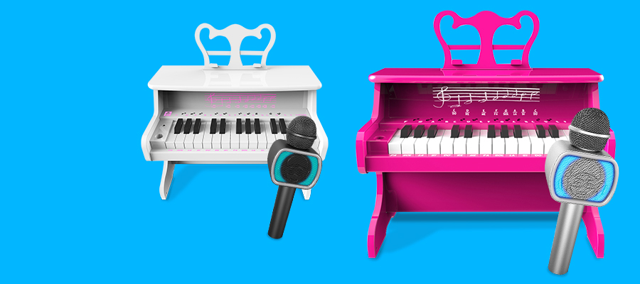 30% off iDance MyPiano & Party Mic
