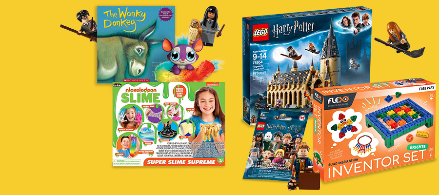 Our favourite toys & books of 2018