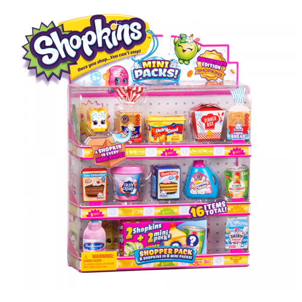 Itty-bitty & always adorable: Shopkins