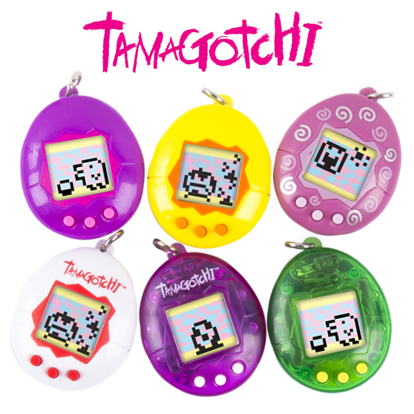 Twenty years of Tamagotchi
