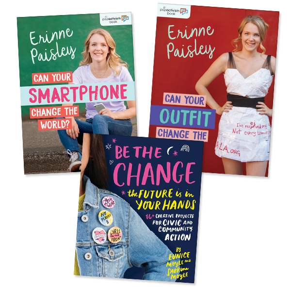 Make a Difference books