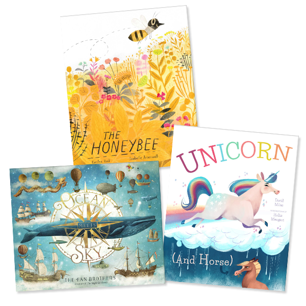 Preschooler books